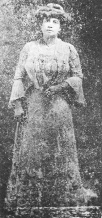 Lulu White - Lulu White circa 1900