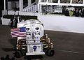Lunar Electric Rover at 2009 Presidential inauguration parade 2.jpg