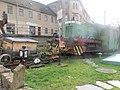 Lunzenau, Eisenbahnmuseum - LKM N4b (4).jpg