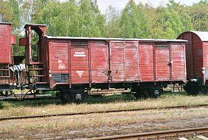 Verbandsbauart - Class A2 covered wagon