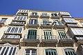 """Málaga, house in the street """"Calle Madre de Dios"""".JPG"""