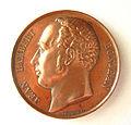 Médaille Jean Lambert Bonjean (1796-1851) industriel français. Graveur Antoine Desboeufs (1793-1862) (1).JPG