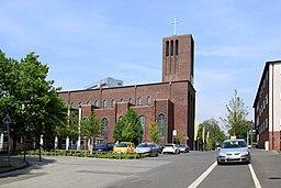 Althofstraße in Mülheim an der Ruhr