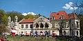 Młoszowa - Pałac Florkiewicz podczas Rajdu Rowerowego Kraków-Trzebinia 2015 (02) - DSC06071 v1.jpg