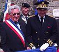 M. le Maire de Chailly en Bière et M. le Préfet de Seine et Marne.jpg