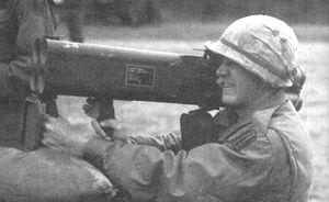 197th Infantry Brigade (United States) - Image: M202 FLASH