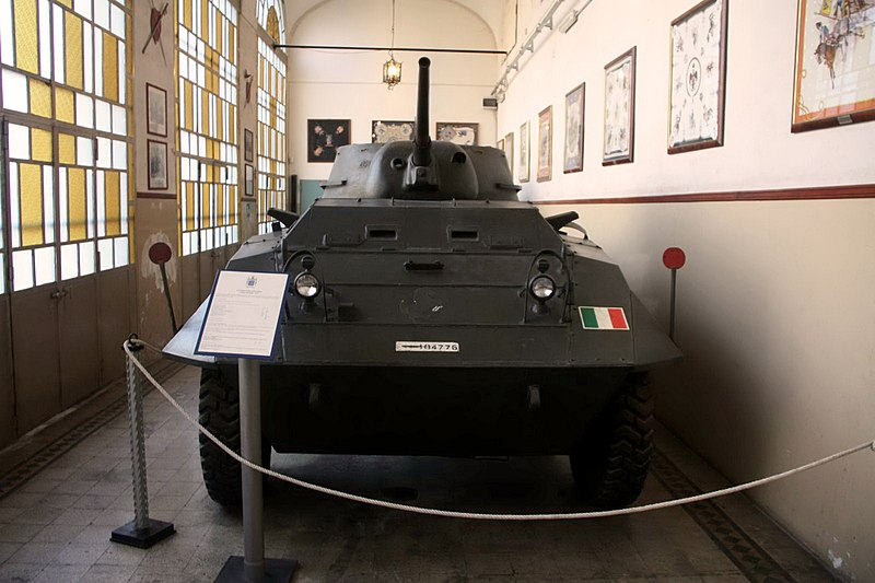 Risultati immagini per esercito italiano m8 greyhound