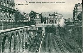 Ligne de petite ceinture wikip dia - Paris gare de lyon porte de versailles ...