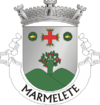 Coat of arms of Marmelete