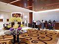 MC 澳門金沙 Sands Macao hotel lobby interior 酒店大堂 Nov 2016 Lnv 01.jpg