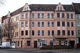 Jordanstraße in Magdeburg
