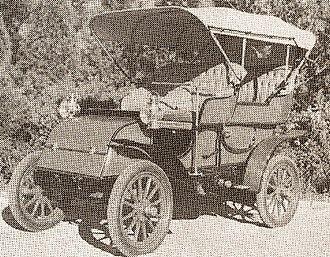 Surrey (carriage) - Image: MHV Knox Surrey 1904 01