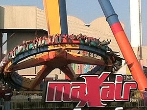MaXair (ride) - maXair at Cedar Point