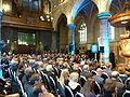 Maastricht-39e Diesviering in de St. Janskerk (Universiteit Maastricht) (34).JPG