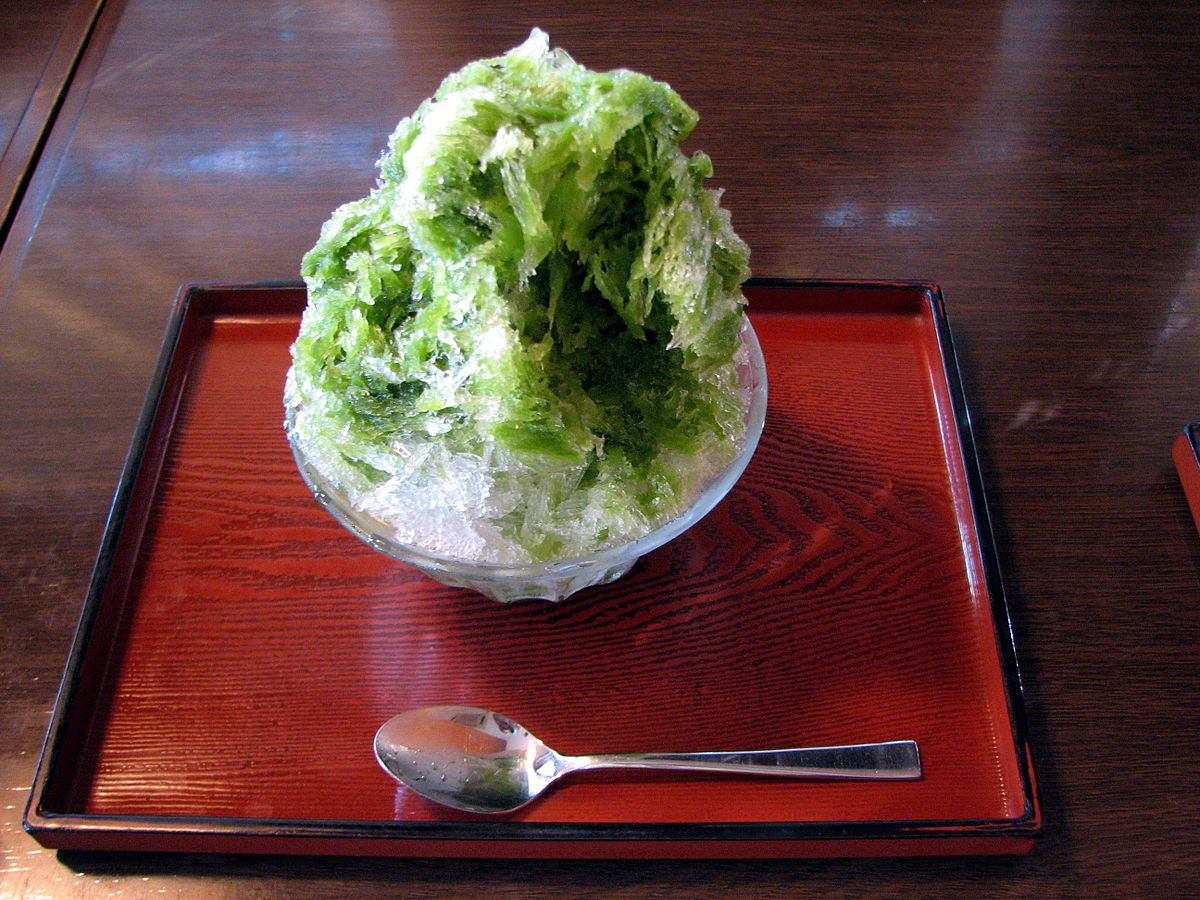 asian shaved ice