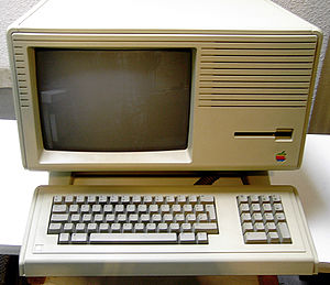 Apple Lisa - Macintosh XL