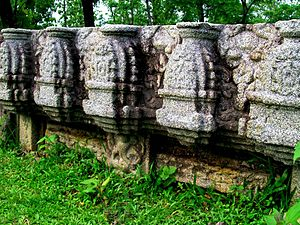 Assam - Madan Kamdev ruins