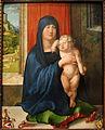 Madonna and Child by Albrecht Durer, c. 1496-1499, oil on panel - National Gallery of Art, Washington - DSC09908.JPG