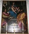 Madonna col Bambino e Santi di Alessandro Allori (1582).jpg