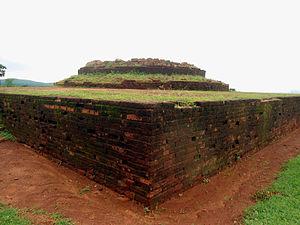 Thotlakonda - Maha Stupa at Thotlakonda