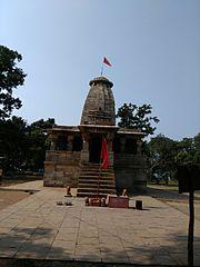 MahisasurMardiniTemple Chaiturgarh CG.jpg