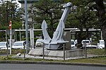 Main Anchor of JS Hiei(DDH-142) at JMSDF 1st Service School May 6, 2019.jpg
