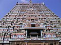 Main tower,Srirangam temple,tiruchi,T.N - panoramio.jpg