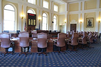 Maine Senate - Image: Maine Senate