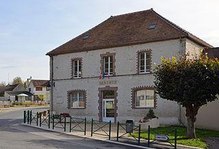 Chalautre-la-Petite Commune in Île-de-France, France