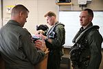 Maj. Gen. Love visits MCAS Cherry Point, gets firsthand look of AV-8B Harrier capabilities 170127-M-YO095-051.jpg