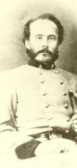 6th Florida Infantry Regiment - Major Daniel L. Kenan