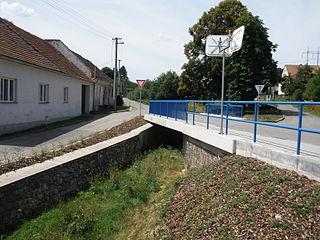 Malá Roudka Municipality in South Moravian, Czech Republic