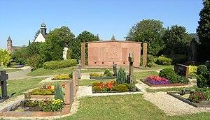 Malsch - Churches and cemetery of Malsch