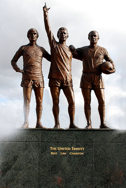Ficheiro:Manchester The United trinity.jpg