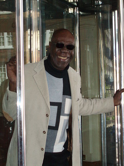 Picture of a band or musician: Manu Dibango