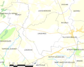 Map commune FR insee code 14364.png