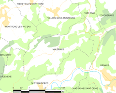 Map commune FR insee code 25360.png