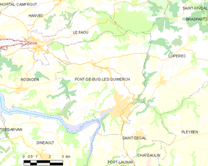 Map commune FR insee code 29302.png