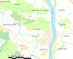 Map commune FR insee code 30081.png