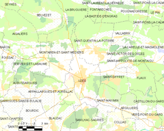 Map commune FR insee code 30334.png