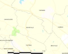 Map commune FR insee code 31540.png