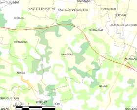 Map commune FR insee code 33508.png