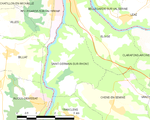 Map commune FR insee code 74235.png