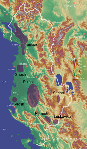 Albanian wine - Albanian wine varieties in Albania