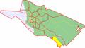 Map of Oulu highlighting Hangaskangas.png