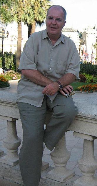 Marc Sinden - Sinden at the 2007 Théâtre Princesse Grace Festival, Monaco