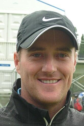 Marc Warren (golfer) - Image: Marc Warren
