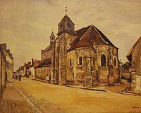 Marcel Leprin église de Bléneau.jpg