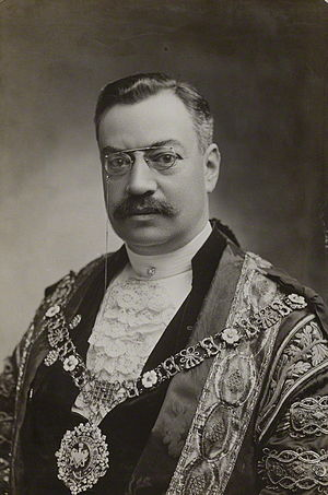 Marcus Samuel, 1st Viscount Bearsted - Sir Marcus Samuel, Bt, ca. 1902.