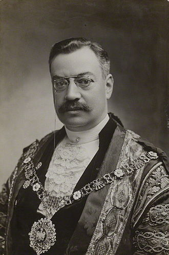 Marcus Samuel, 1st Viscount Bearsted - Sir Marcus Samuel, Bt, ca. 1902